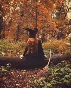 Witch Club, Pumpkin Patch Corn Maze, Blessed Samhain, Witch Hair, Autumn Witch, Season Of The Witch, Autumn Forest, Fox Art, Fall Halloween