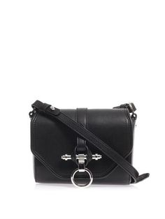 577ad6ba0135 Obsedia leather cross-body bag