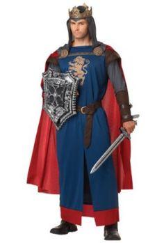 California Costumes Men's Richard The Lionheart Adult