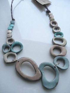 rings - one of a number of interesting necklaces by fimotifimota