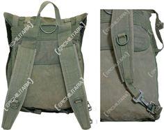 Epic Militaria > Original French Army F1 Back Pack