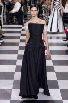 Christian Dior, Printemps/été 2018, Paris, Haute Couture