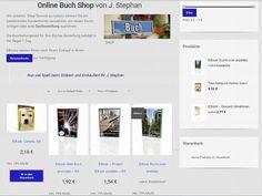 Neuer Online Buchshop
