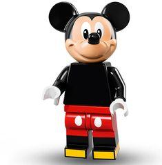 Lego Minifigure Serie Disney, Mickey Mouse