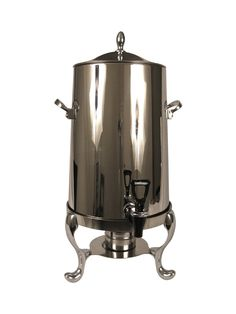 High Polish Coffee Urn 80 Cup New Inventory, French Press, Urn, Espresso, Coffee Maker, Kitchen Appliances, Polish, Diy Kitchen Appliances, Home Appliances