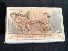 Colgate Chariot Box cover