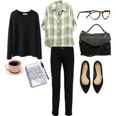 """Cozy and Reflective"" by the59thstreetbridge on Polyvore"