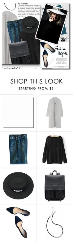 """""""SheIn 10"""" by barbarela11 ❤ liked on Polyvore featuring Joseph, Dolce&Gabbana and Cole Haan"""
