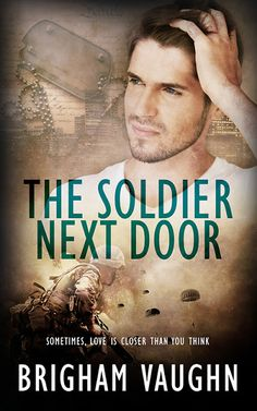 Check out my #review for the #MMromance #novella The Soldier Next Door by Brigham Vaughn                       https://padmeslibrary.blogspot.com/2017/11/blogger-review-soldier-next-door-by.html