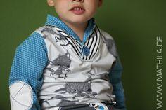Pullover Herzbube von Fred von Soho genäht von M.Thiemig