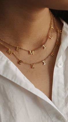 Personalized Name Necklace Layering Gold Dainty Women Choker Necklace New Mom Gift Custom Initial Letter Jewelry Mothers Necklace – Dainty Jewelry necklace Diamond Choker, Diamond Solitaire Necklace, Gold Choker, Padlock Necklace, Letter Necklace, Custom Name Necklace, Personalized Necklace, Dainty Jewelry, Fine Jewelry