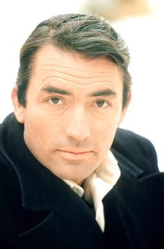 Classic Eye Candy of the Day 03/01/16: Gregory Peck   Gregory Peck, 1957 Hollywood Men, Old Hollywood Stars, Hollywood Icons, Classic Hollywood, Vintage Movie Stars, Classic Movie Stars, Vintage Movies, Good Old Movies, Actors Then And Now