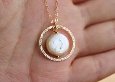 Hey, I found this really awesome Etsy listing at https://www.etsy.com/uk/listing/172924321/karma-necklacecoin-pearl