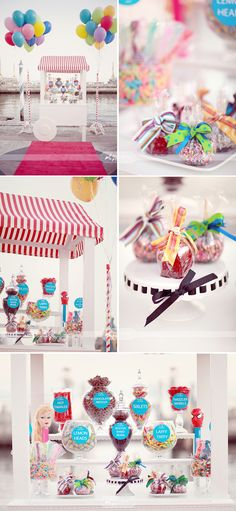 candy table, Simply Bloom Photography
