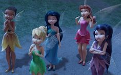 Tinker Bell & the Legend of the NeverBeast..