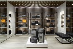TUMI flagship store by dror opens on madison avenue in NYC
