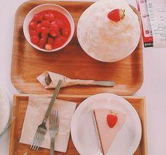 イチゴ好き必見弘大のショートケーキ専門店「peony」