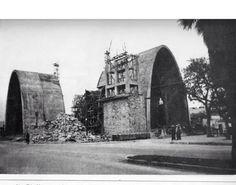 Construccion de la Iglesia La Purisima 1941-1943 Arquitecto Arturo de la Mora