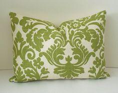 pillows #green