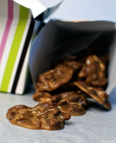 New Orleans Bacon Pralines    Isn't everything better with bacon?