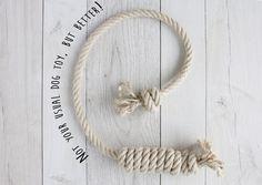Parfait chien jouet fabriqué à partir de corde en chanvre bio! Fait à la main en Suisse Bio, Dog Toys, Parfait, Dog Cat, Cats, Hemp, Cord, Switzerland, Handmade