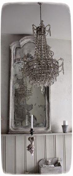 Méas Vintage: Spiegelscheiben altern lassen - Das königliche Café Strauss, letzter Teil