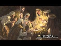 Jon McNaughton shares his thoughts about his Christmas paintings. Prints available at http://www.jonmcnaughton.com    Music by by Shawna Belt Edwards http://www.shawnabeltedwards.com