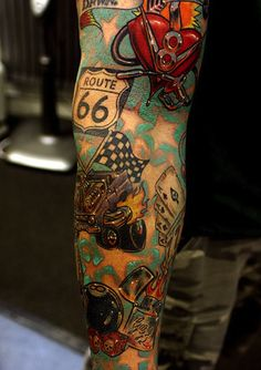 d0712882f 111 Best Tattoo Sleeve Designs images in 2016 | Arm tattoos, Arm ...