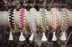 ste.ma colourful bracelets
