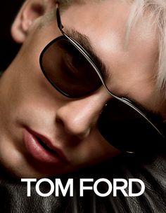 TOM FORD EYEWEAR. SS15.