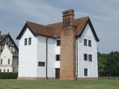 Queen Elizabeth's Hunting Lodge on the edge of Chingford Plain, Epping Forest, Essex