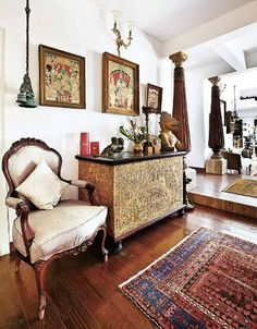 Once Upon A Tea Time.... Design Stories: Good Homes (India)