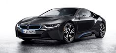 BMW i8 Mirrorless sin espejos retrovisores  Vehículos bmw camara coche