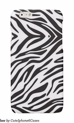 #Zebra #skin #leather glossy #iPhone 6/ 6s case by @CutephoneCases  See more Leather skin print iPhone Case designs at zazzle.com  http://www.zazzle.com/collections/zabra_skin_iphone_6_6s_cases-119414428583482817?rf=238478323816001889
