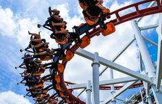 Although a handful of major theme parks charge less than $40, the most expensive... - liewluck / Shutterstock.com