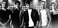 Black and white makes everything 63839261% sexier<<<< Yes, yes it does... Especially on the boys ;)