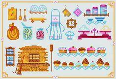 kit cozinha mini motivos c