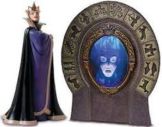 Image result for the evil queens magic mirror