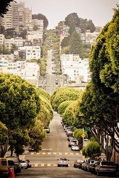Looks like San Francisco