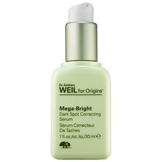 Dr. Andrew Weil For Origins™ Mega-Bright Dark Spot Correcting Serum - Origins | Sephora
