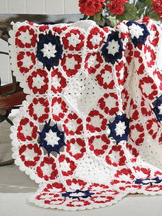 Crochet - American Mosaic - #EC01209
