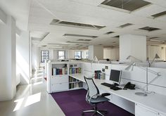 Natural Resources Defense Council Office (Studio Gang Architects)