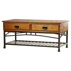 Found it at Wayfair - Howard Coffee Table