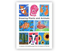 I've collected 25 of my favorite plant and animals drawings in this step-by-step Drawing Book. Included are easy diagrams on how to draw a Cactus, Tree of Life, Sunflower, Rose, Clover Leaf, Hand Tree, Dandelion, Teddy Bear, Chameleon, Rooster, Flamingo, Koi Fish, Dragonfly, Fox, Duck, Coiled Snake, Snake in a Tree, Cow, Seahorse, Cats and Clown … Read More