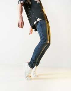Denim Collection - CLOTHES - MAN - Bershka Spain