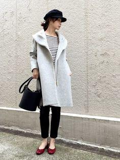 ari☆のコーディネート一覧(120)です。Spick & SpanやDeuxieme Classeを使った私服や着こなしを見ることができます。