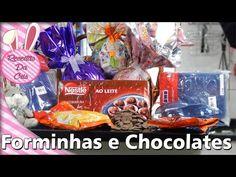 #ESPECIAL DE PASCOA/FORMINHAS E CHOCOLATES https://retornosms.com.br/receitas/especial-de-pascoaforminhas-e-chocolates/