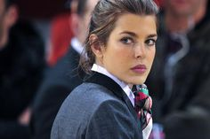 Vogue Paris - Charlotte Casiraghi