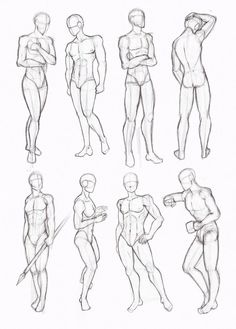 Image result for male drawing reference