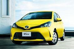 New Toyota Yaris 2015